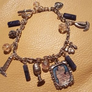 Jewelry - Michigan favs bracelet